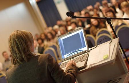 Organizzazione e pubblicizzazione di piccole festicciole, convention, workshop, etcc